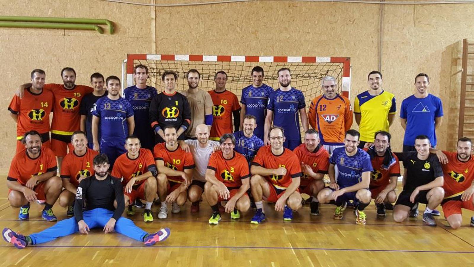 Les Hindestructibles Site Du Vertou Handball